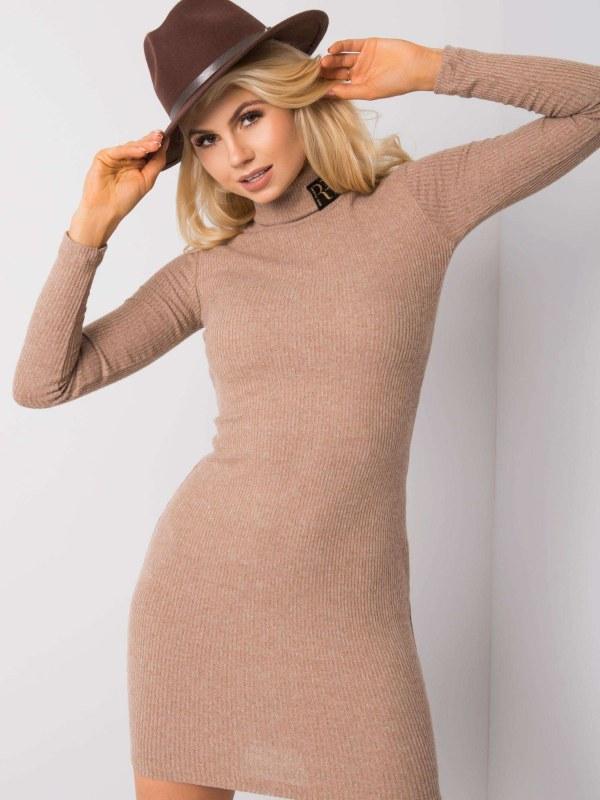 Dámské RUE PARIS pruhované šaty - FPrice