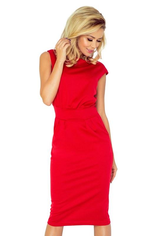 af2142357c0 Červené šaty SARA model 4977353 - Dámské šaty • Ženy