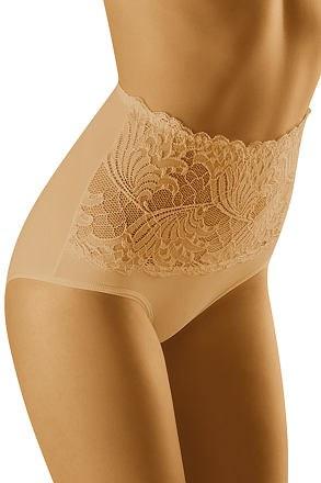 593aa213023 Dámské kalhotky s vyšším pasem Kaja béžové - Dámské spodní prádlo ...